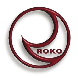 Logo Industrias ROKO